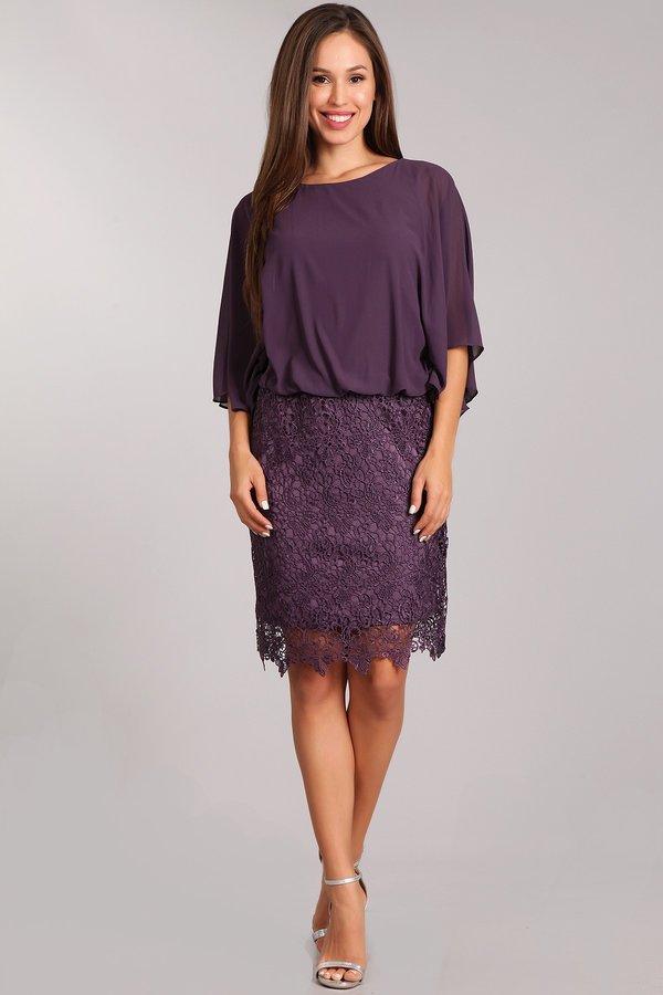 c56944a75d57 Fanny kort festkjole med løse ærmer - Fanny - tp kjoler
