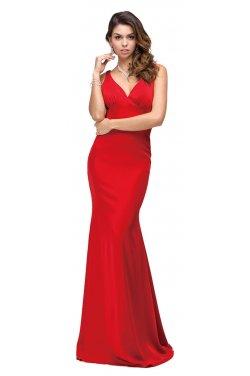 e5e04b11bda5 Rød MayQueen glitter kjole str 8   14 - Tilbud - tp kjoler